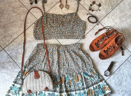Outfit 6 – Fiori profumati